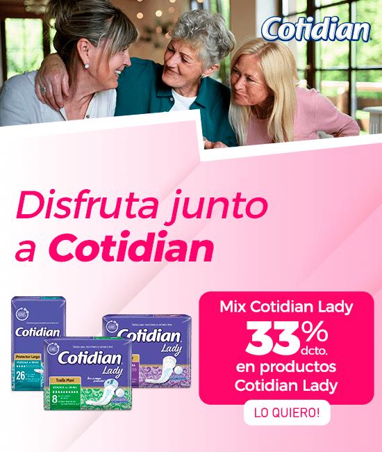 Mix Cotidian Lady